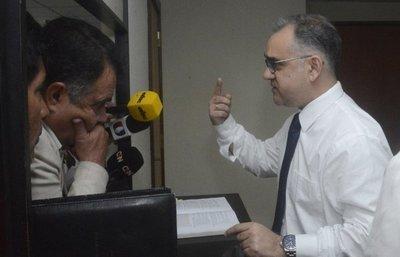 González Daher y su hijo seguirán presos en Agrupación Especializada