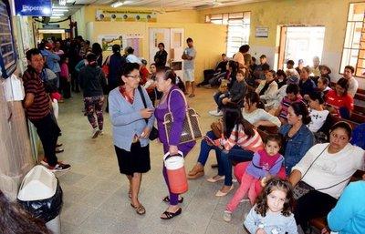 Falta de medicamentos e insumos es una constante en Caaguazú
