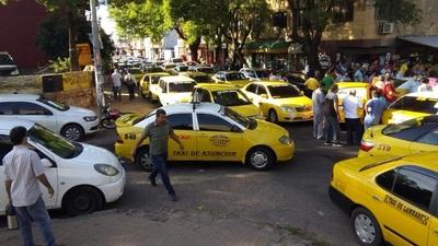 Enjambre amarillo provocó el caos en varias ciudades
