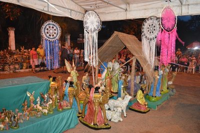 Buscan que fiestas de fin de año se vista con artesanía paraguaya