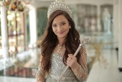 La Miss Mini Paraguay logró un  nuevo título internacional