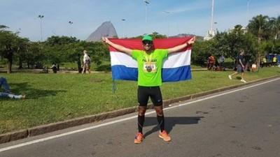 Toto González correrá en una importante maratón internacional