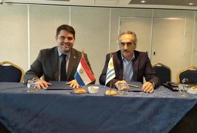 Paraguay y Uruguay cooperarán para la exportación de carne