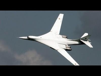 Aviones de guerra que generaron tensión ya partieron a Rusia