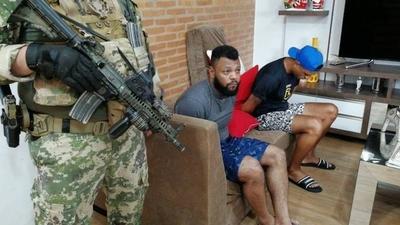 HOY / Capturan a supuesto jefe narco en mansión de Asunción