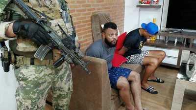 Supuesto jefe narco del TCP cae en Asunción
