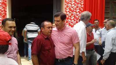 """Silvio Ovelar:""""¿Quién es el colorado que no quiere ser presidente del partido?"""""""