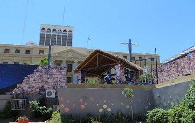Microcentro de Asunción se llenará de ambiente navideño
