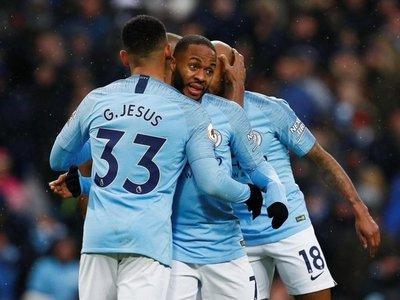 Gabriel Jesús devuelve al Manchester City la punta de la Premier