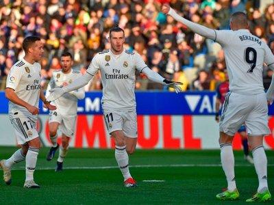 Bale no fue convocado en Real Madrid