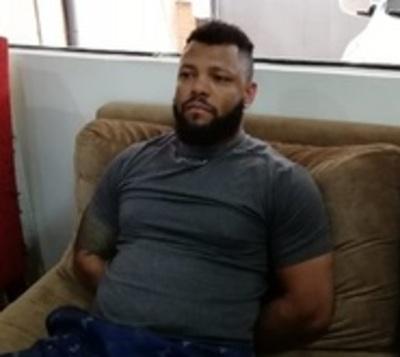 Jefe narco 'Capilé' alega que solo vendía relojes en Paraguay