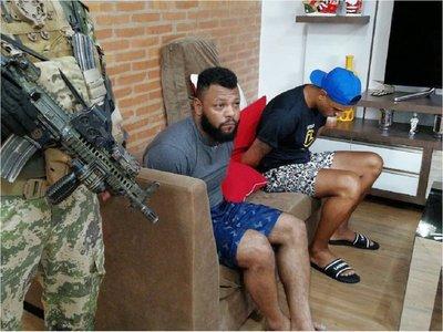 Supuesto jefe narco brasileño alega que vende relojes en el país