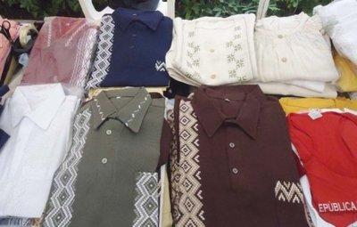 Artesanía paraguaya se abre paso en mercado global de ropa gastronómica