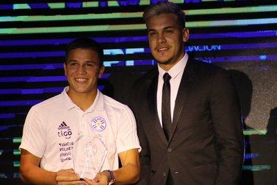 Jugador revelación del fútbol paraguayo mira al Mundial de Polonia 2019
