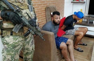 Senad captura a líder de grupo criminal brasileño