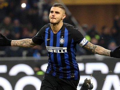 Un penal a lo Panenka firmado por Icardi relanza al Inter