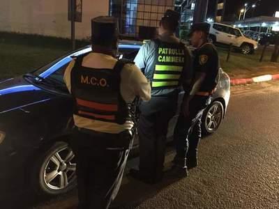 Dos conductores alcoholizados fueron demorados durante control preventivo – Prensa 5