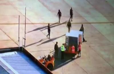 Amenaza de bomba en Aeropuerto Internacional Silvio Pettirossi