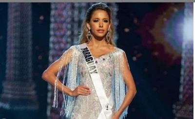 Paraguay no logró clasificar a las finales del Miss Universo