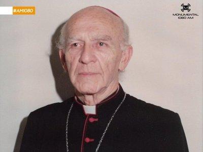 Falleció hoy monseñor Jorge Livieres Banks