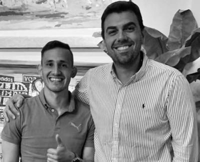 Willian Candia es nuevo jugador de Olimpia
