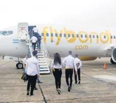 Flybondi inaugura sus servicios este lunes