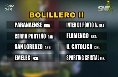 Conmebol realizará el sorteo de la Copa Libertadores 2019