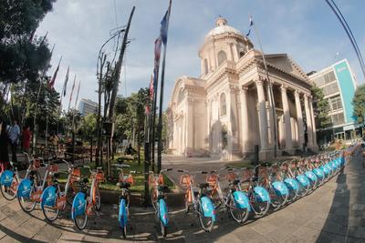 Bicis públicas para Asunción: una apuesta a la movilidad sostenible