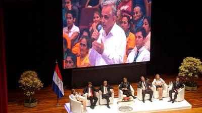 En una convocatoria histórica, los productores unidos del Paraguay muestran el poder de la unidad a favor de la paz