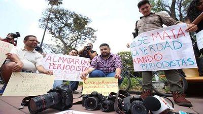 México y Afganistán lideran la lista de periodistas asesinados en 2018