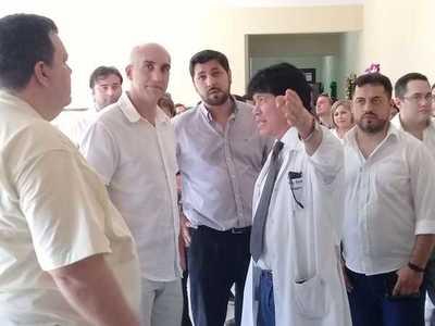 Ministro de salud se compromete a fortalecer las USF