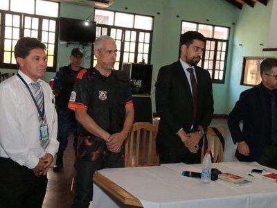 Aíslan al miembro del PCC que causó principio de incendio en Tacumbú