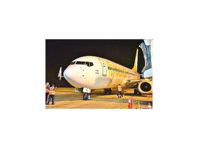 Con avión lleno, aerolínea trajo los vuelos de bajo costo