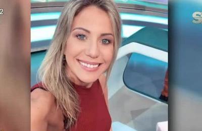 Conductora brasileña se robó todas las miradas en el sorteo de la Copa