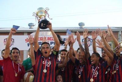 Cerro se quedó con el título de la Súper Liga playera