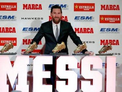 """Messi: """"Estoy en el mejor equipo del mundo"""""""