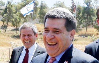 Gobierno de EE.UU. no le renovó la visa al expresidente Horacio Cartes