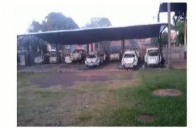 Gigantesco ataque se registró en Ypejhú