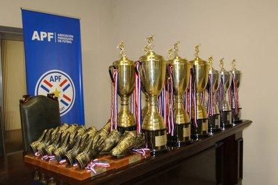 Campeones de las formativas recibirán sus premios