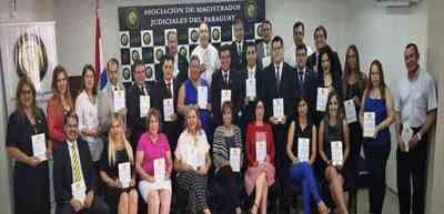 AMJP lanzó Revista Jurídica