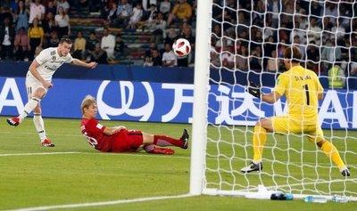 Real cumple los pronósticos con triplete de Gareth Bale