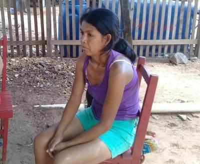 Denuncian caso de estafa en perjuicio de humilde mujer