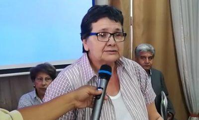Fonacide: Directora agradeció a concejales por almuerzo escolar