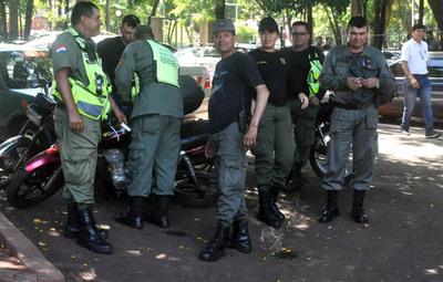 Separan a jefes de Policía Municipal