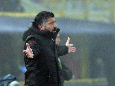 Gattuso niega que Higuaín pueda dejar al Milan en enero