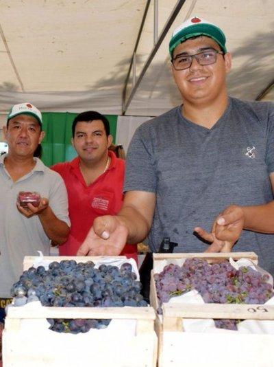 Habilitan hoy la Expo Frutas en La Colmena