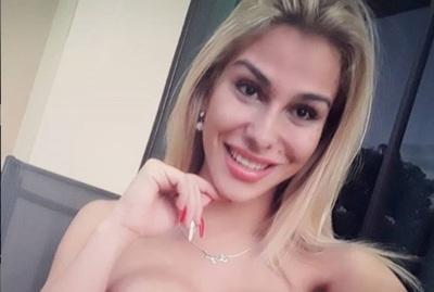 La modelo trans Alexandra Alcaraz afirma que este año muchas puertas se le cerraron