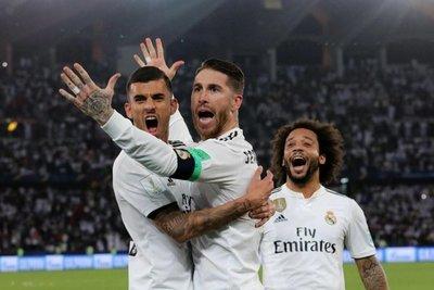 Real Madrid, nuevamente campeón