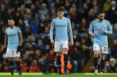 Derrotas de Manchester City y Chelsea