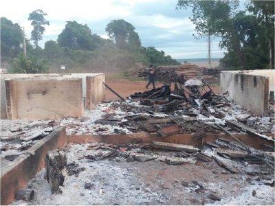 Matan a un guardia y queman vehículos en nuevo supuesto ataque del EPP